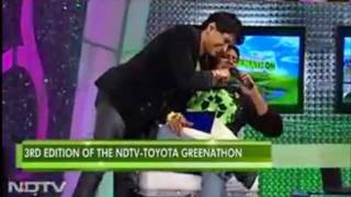 Singer KK - Aashayein - Iqbal - Live at NDTV Greenathon
