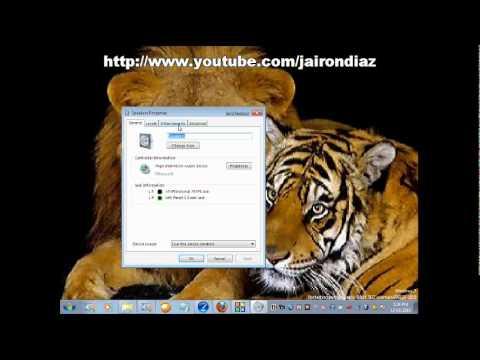 Laptop Increase volume Sound of the Windows 7 - Laptop Aumentar volumen Sonido windows 7