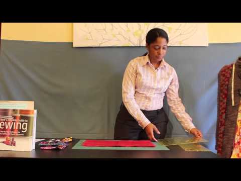 How to Cut Fabric Strips Evenly for Quilting