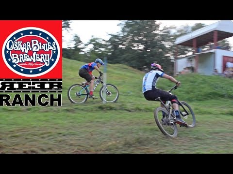 Racing at the Reeb Ranch! | Brevard College MTB Race