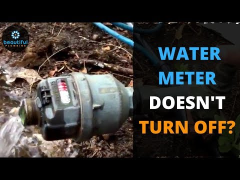 How to Solve Faulty Water Meter Problem. You Need to Know