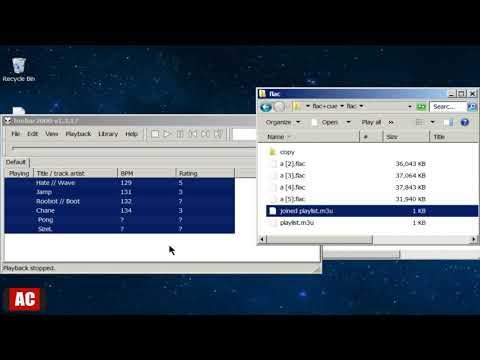 Rate Songs in foobar2000 on Windows-Playback Statistics