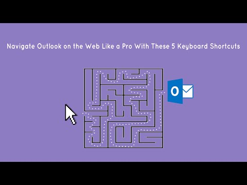 Navigate Outlook on the Web Like a Pro With These 5 Keyboard Shortcuts