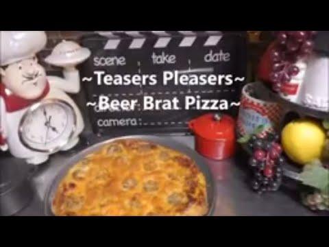 ~Beer Brat Pizza~