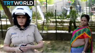 India's Female Cops: Police hit the streets to combat sex crimes