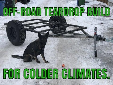 DIY Off-Road Trailer Build (Episode 1).
