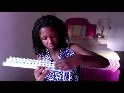 How to Knit a Blanket with a Loom