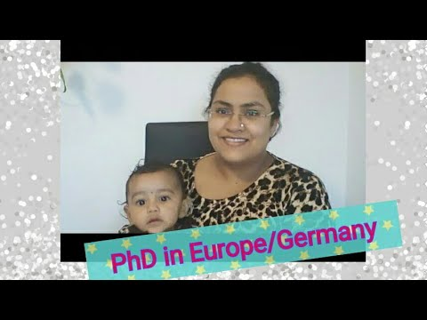 How to find a PhD position in Germany or Europe