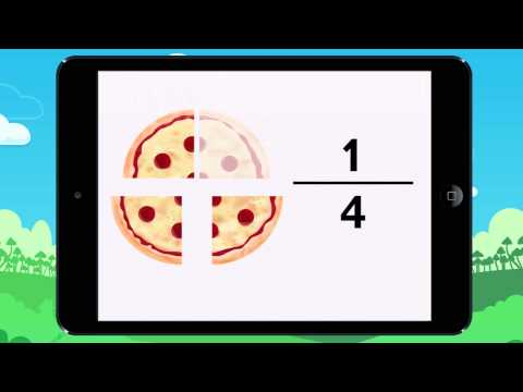 Find the numerator & denominator of a fraction! Example 2
