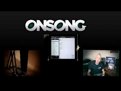 Converting From Word to OnSong via Dropbox