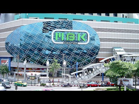 MBK Center Bangkok Guide - My Favourite Shopping Mall in Thailand