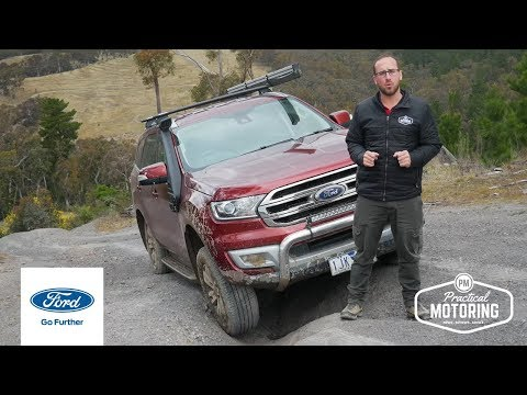 4WD Driving Techniques For Driving Over Rocks and Ruts, Presented By Practical Motoring