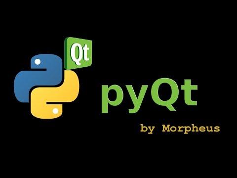Python GUI Programmierung mit PyQT 5 #7 - CheckBox, RadioButton, ToggleButton