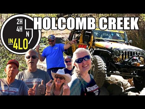 Reality TV For YouTube: Holcomb Creek In 4LO