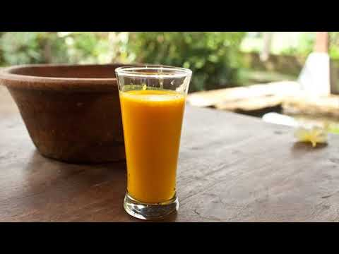 Improve Your Brain Power And Health With Turmeric - Effects Of A Cup Of Turmeric Water Every Morning