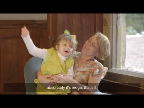 Living with Childhood Dementia: Kaycee's family story