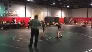 Wrestling- Brooks vs Homer 12/19/17