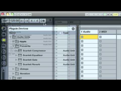 Focusrite // Scarlett 2i2 Audio Interface Tutorial