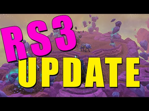 Runescape 3 - Road to Max - Update 46 - 90+ Everything!