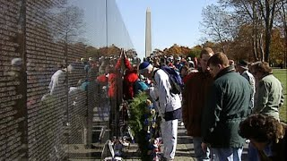 From 2000: Mementos at the Wall
