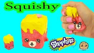 Download DIY Squishy Shopkins Season 5 Petkins Inspired Craft Do It Yourself - CookieSwirlC Video