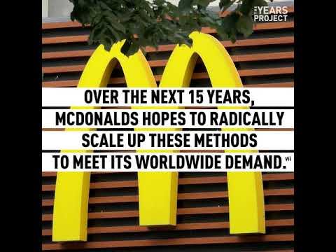McDonald's Going Green?