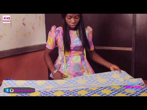 HOW TO CUT SIX PIECE SKIRT