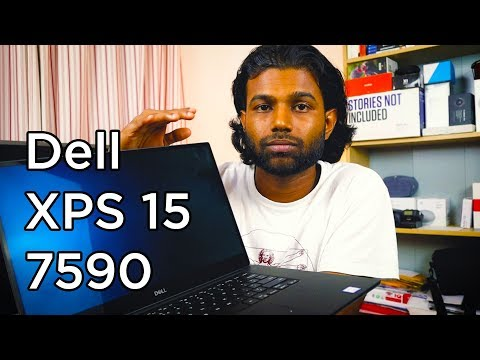 Download DELL XPS 15 7590 Unboxing and First Impressions