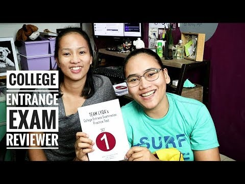 College Entrance Exam Reviewer - Team Lyqa - UPCAT, PUPCET, PNPACAT, etc