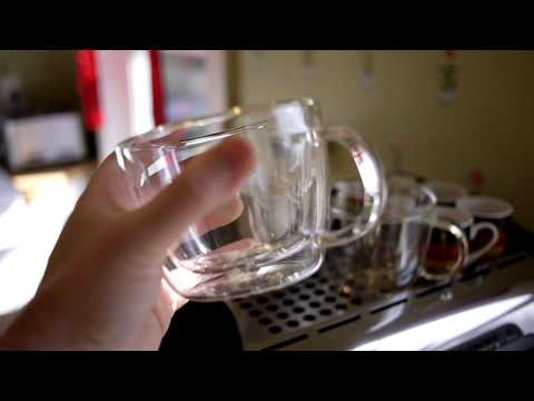 My Review of The Bodum Double-Walled Latte Glasses