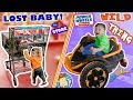 Download  WE LOST OUR BABY while CHRISTMAS SHOPPING! Tickle Haha + POWER WHEELS Wild Thing FUNnel Family MP3,3GP,MP4