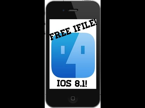 Get ifile for free running iOS 8.1!