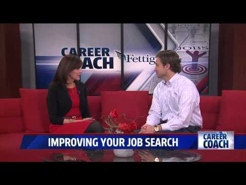 Career Coach on Fox 17 - Improving Your Job Search