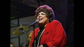 "Patti Austin, ""Too Soon to Know,"" on Late Night, May 4, 1990"