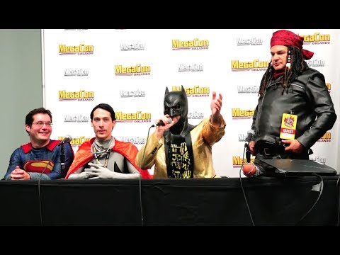 How to Combine Comics & Cosplay | MELF Panel at MegaCon Orlando