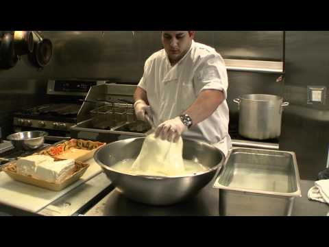 How to make Homemade Mozzarella Cheese | Anthony Agostino Makes Fresh Mozzarella Cheese
