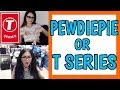 Download  Asking People PEWDIEPIE vs T SERIES on OMEGLE MP3,3GP,MP4