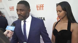 "Idris Elba at the TIFF Red Carpet Premiere of ""The Mountain Between Us"""