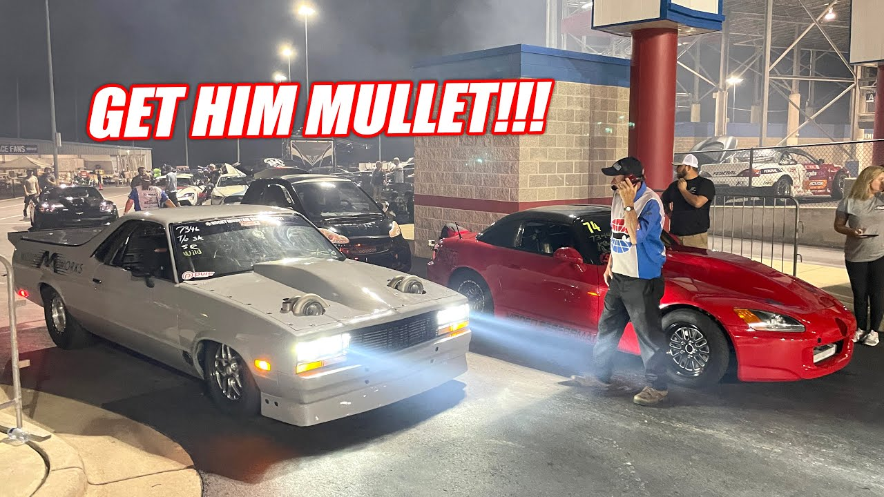 Mullet Races the Turbo LS Honda That GAPPED Leroy Years Ago...