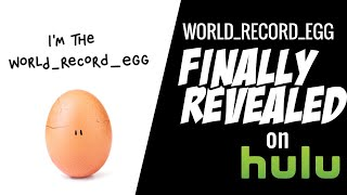 WORLD RECORD EGG FINAL CRACK REVEALED THIS SUNDAY 3 FEBRUARY