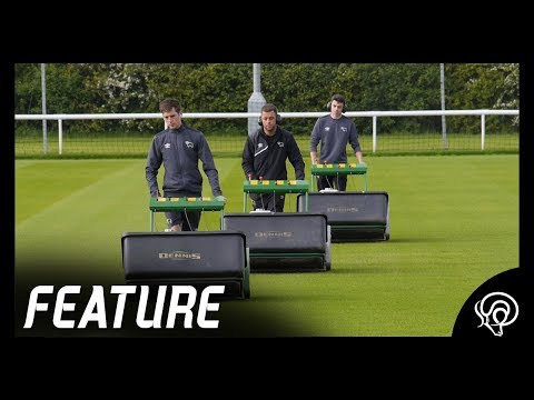 FEATURE | Training Centre Pitches Update