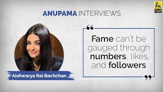 Aishwarya Rai Bachchan Interview | Maleficent | Anupama Chopra | Film Companion