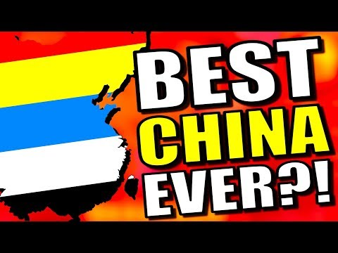 Best AI China Ever? [Waking the Tiger]   Hearts of Iron 4 - HOI4