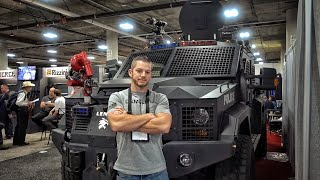The Humvee Replacement....SHOT Show 2018
