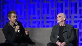 Hayden Christensen and Ian McDiarmid | Star Wars Celebration Orlando 2017