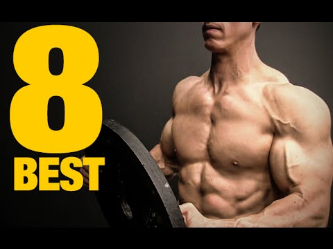 8 Best Weight Plate Exercises (HIT EVERY MUSCLE!!)