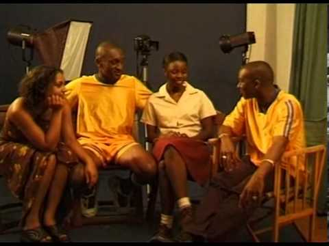 Exclusive YELLOW CARD John Riber/cast interview by Tich Mataz