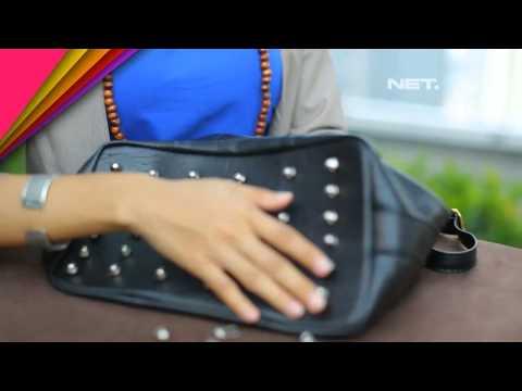 iLook - Do it yourself - Studded bucket bag