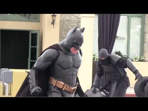 Batman Live Show - Movie World Gold Coast