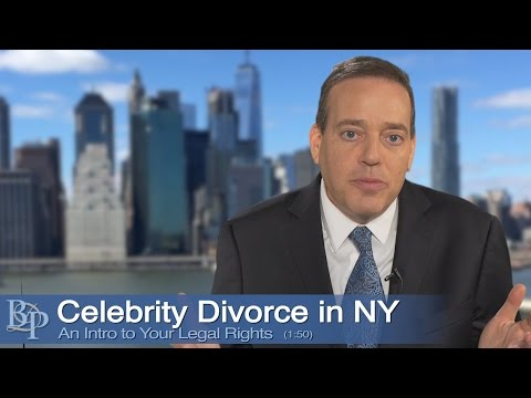 Celebrity Divorce | High Profile | Anonymous Divorce  - New York Divorce Attorney Brian D. Perskin